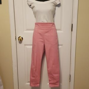 Pinup Couture/Laura Byrnes cropped trousers